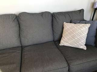 Grey Sofa Bed (open to offers)