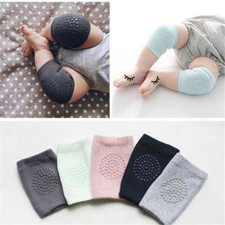 Instock - baby knee protective pad, baby infant toddler girl boy children cute glad 123456789 lalalala