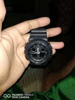 G-Shock GA-100MB-1ADR
