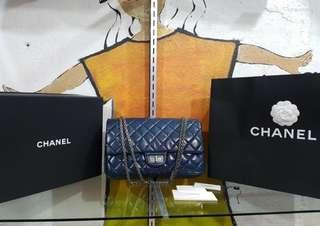 Authentic CHANEL Reissue Jumbo Double Flap Bag