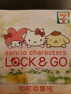 7-11 Lock & Go