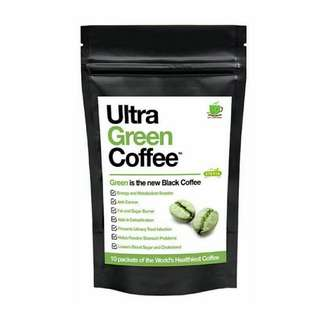 Ultra Green Coffee - Classic Blend