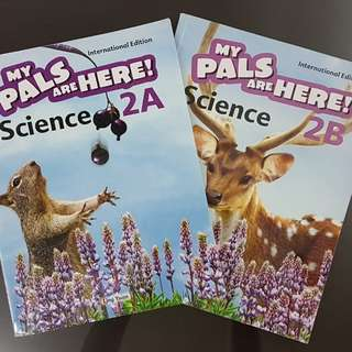 My Pals Are Here Science 2A & 2B