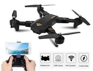 Visuo Foldable FPV Drone