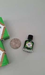 過期 綠油精