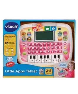 Vtech Pink Little Apps Laptop Tablet