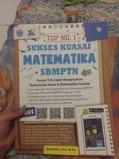 Buku SBMPTN MTK