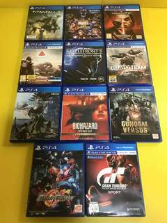 2018 LATEST PS4 GAMES PLAYSTATION 4 NEW GAMES STUNNING DEAL FAST LIMITED