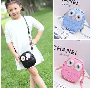 Cute Owl Sling Bag
