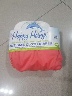 Happy Heinys One Size Cloth Diaper