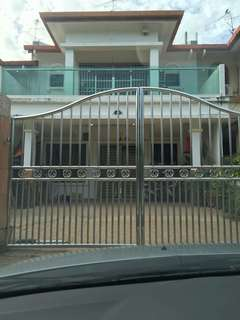 Double storey terrace house for Sale in johor