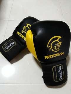 Pretorian boxing glove 18oz  kick boxing/mauy thai/boxing/MMA/krav maga brand new
