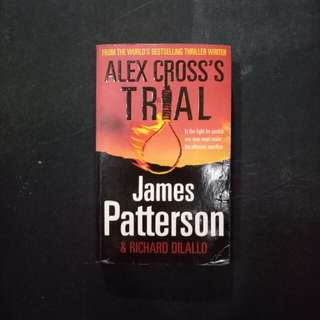 Alex Cross' Trial by James Patterson