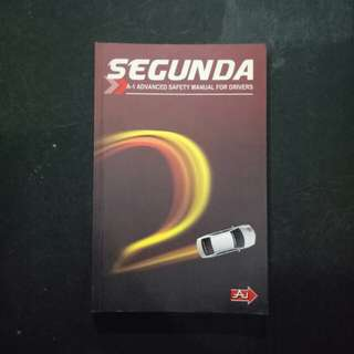 Segunda A1 Advance driving manual