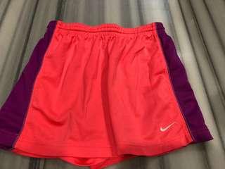 Orange Nike Pants