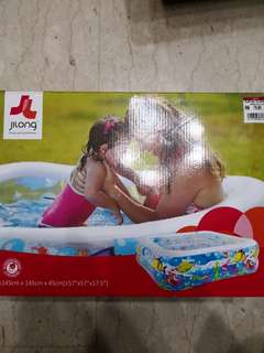 Baby indoor square pool