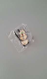 全新 奇奇 蒂蒂 別針 徽章 日本購 迪士尼 松鼠