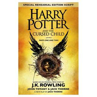 🚚 Harry Potter and the Cursed Child [Hardcover]
