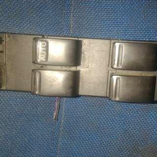 Original Main Switch Power Window Nissan Sentra N16