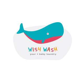 Wish Wash Baby Laundry