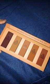 Lipstik 3CE mini kit