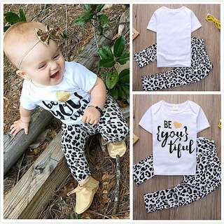 SET SHIRT + PANTS ~READY STOK~