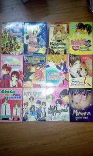 Komik manga shoujo
