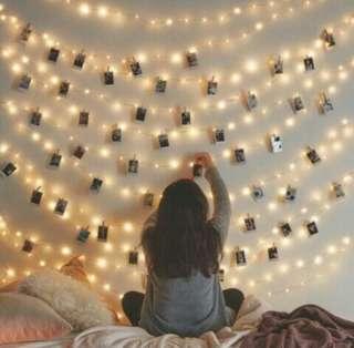lampu tumblr 10 m