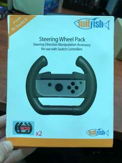 #3 Twitfish steering wheel pack for N-Switch