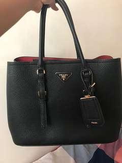 pre-loved Prada Bag