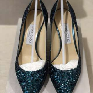 Jimmy Choo 100% new 6cm pumps $3500 only