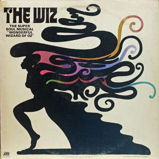 wizard of oz Vinyl LP, used, 12-inch original pressing