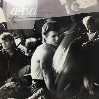 A-ha Vinyl Record