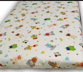 Mattress Cover for Childcare