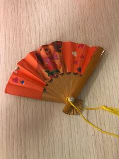 Vintage Mini Chinese Fan