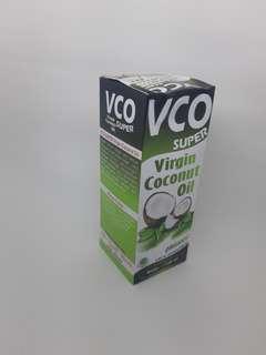 VCO : virgin coconut oit super