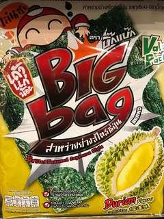 泰國直送榴蓮味的Seaweed