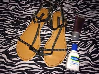 Dollhouse sandals