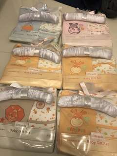 Brand new baby gift set (only 6 sets)