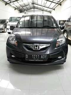 Honda Brio e Satya mt 2014 grey