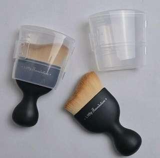 S-Shaped Brush
