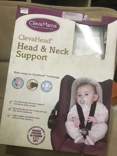 SALE! Cleva Mama Head and Neck Support