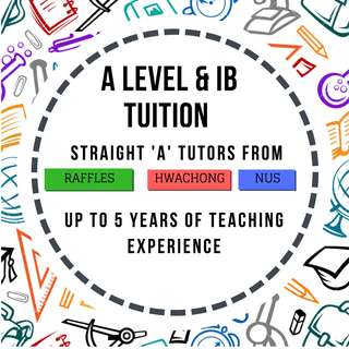 A Level & IB Private 1-1 Home Tuition