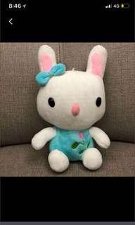 可愛兔子玩偶