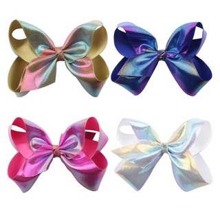 【Ready Stock】Baby Girl Bow Hair Clip Hairband Accessories