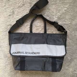 Journal Standard Two-Way Messenger Bag (Large)