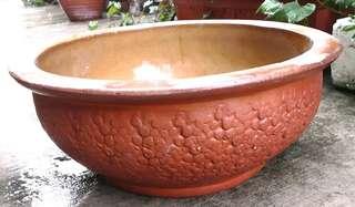BIG Ceramic Plant Pot