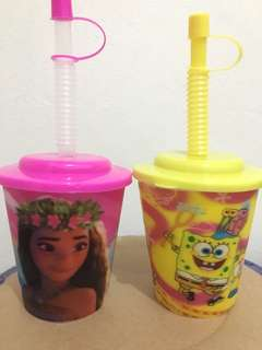 Childrens 10pcs tumbler for party giveaways