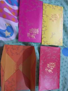 Paramount property angpao packet