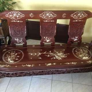 中式家具 花梨全套